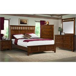 "ELEMENTS ""WOODLANDS"" 6PC BEDROOM GROUP 600-6PC Image"